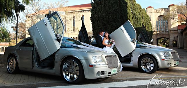 Matching Chrysler 300C Limousines.jpg