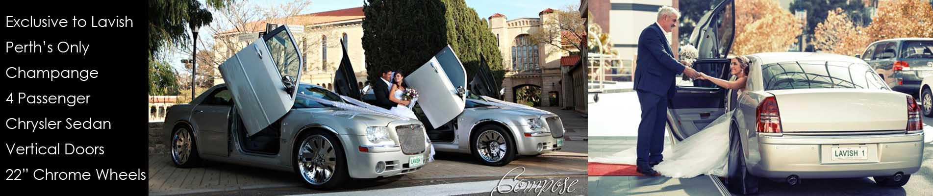 Champagne Chrysler 300C Sedan 4 Seater.jpg