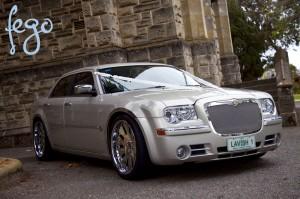 4 Seater Chrysler Sedan